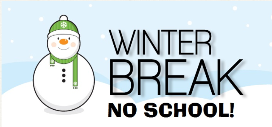 School Closed- Winter Recess